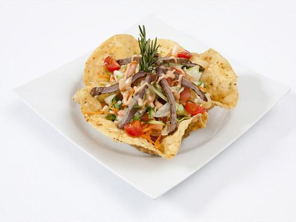 Etli Salata Tarifi