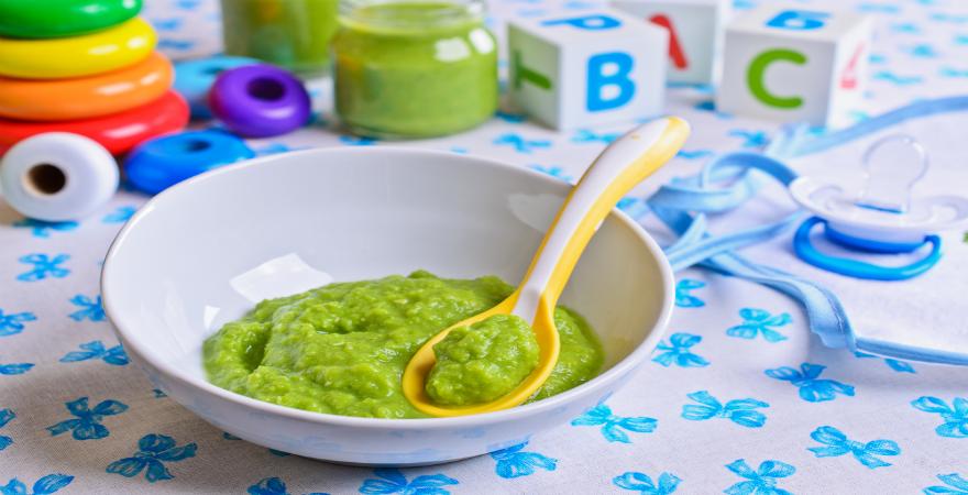 Ispanak ve Brokoli Püresi Tarifi