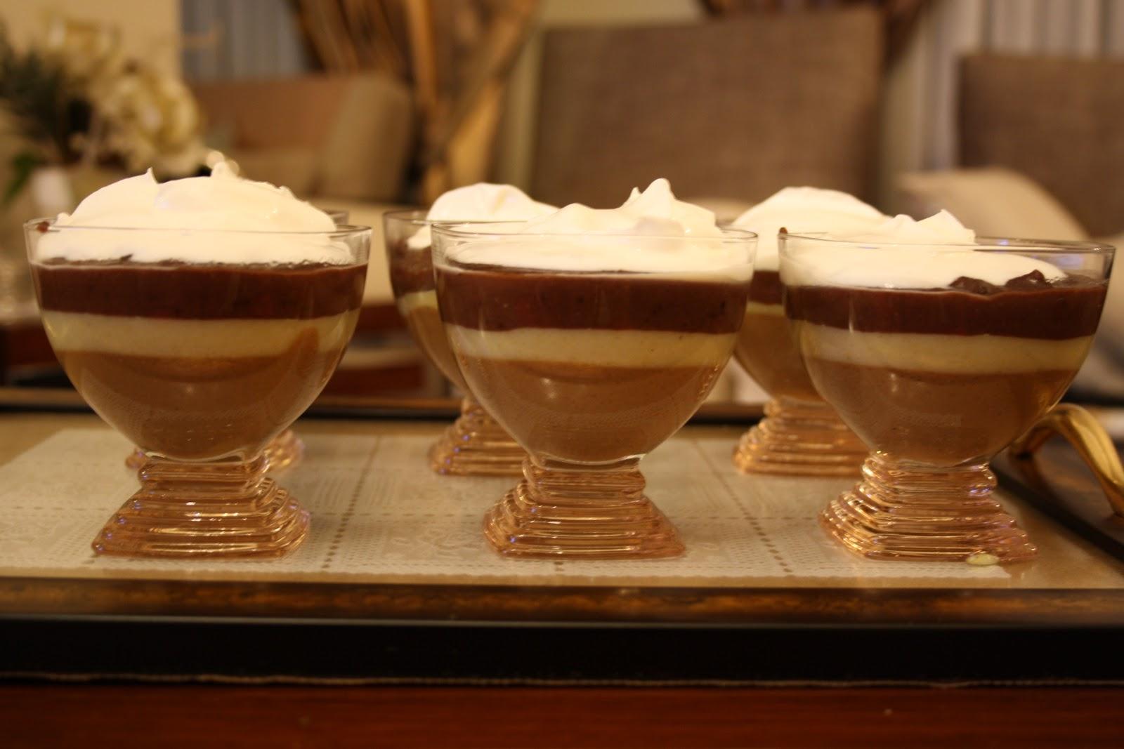 Kahveli Vanilyalı Çikolatalı Kup Tarifi