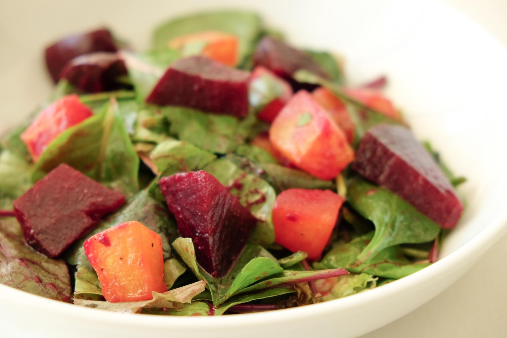 Pancarlı Roka Salatası Tarifi