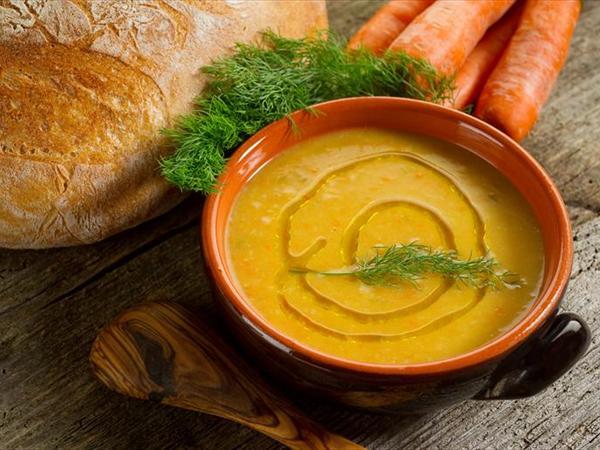 Sebzeli Havuç Çorbası Tarifi