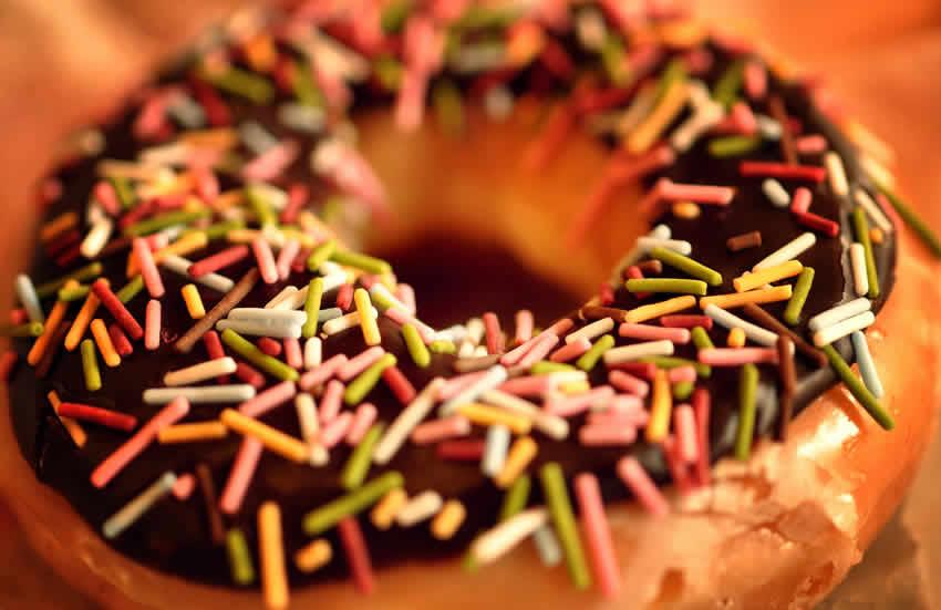 Çikolatalı Donut Tarifi