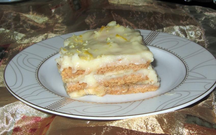 Saklıköy Bisküvi Pastası Tarifi