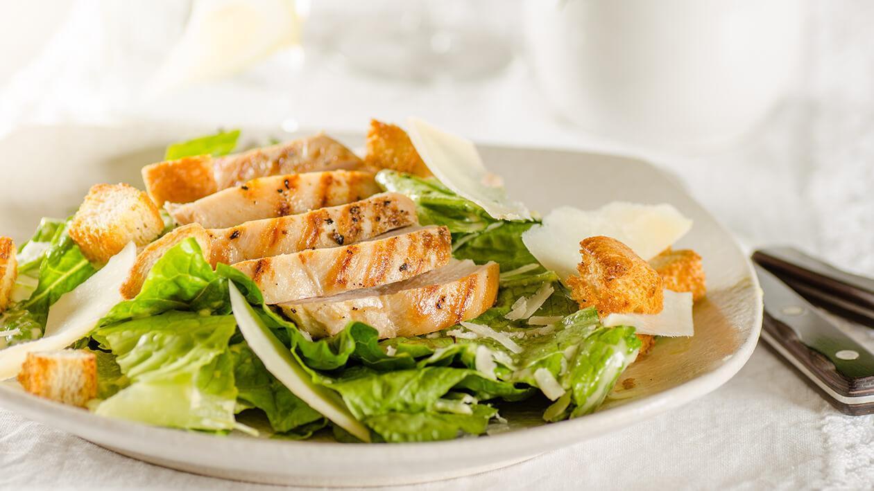 Sezar Salatası Tarifi