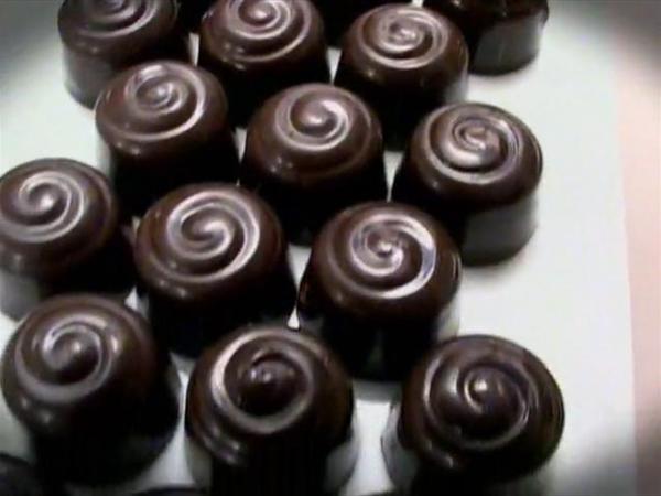 Biberli Çikolata