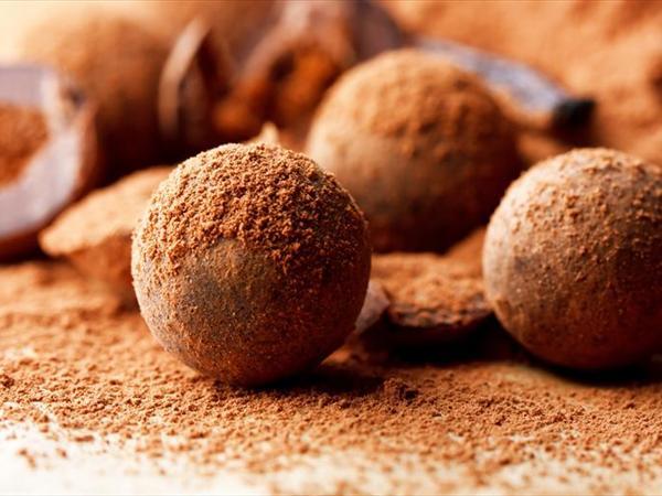 Çikolatalı Truffle
