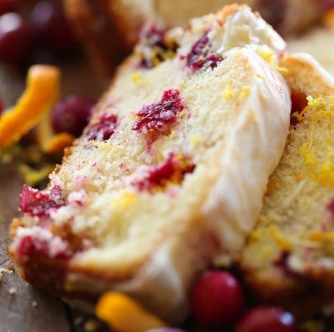 Fındıklı Kızılcıklı Kek