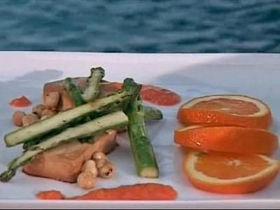 Portakallı Izgara Tofu