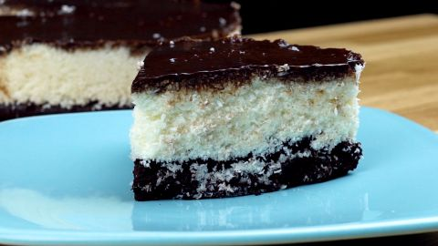 Çikolatalı Hindistan Cevizli Brownie Tarifi