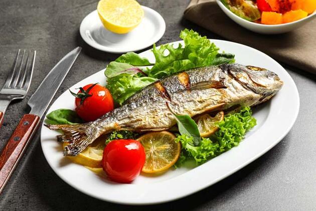 Balık Kaç Kalori?