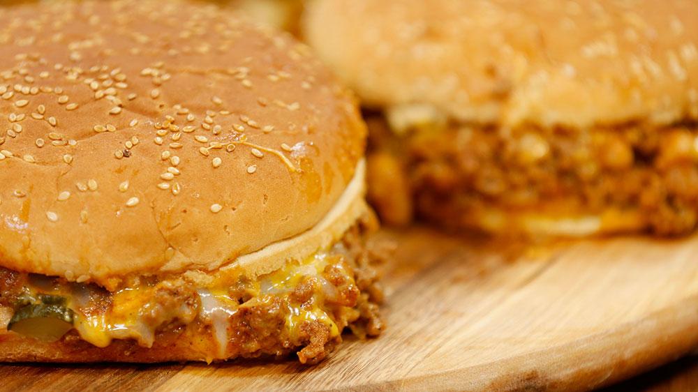 Fırında Hamburger Tarifi