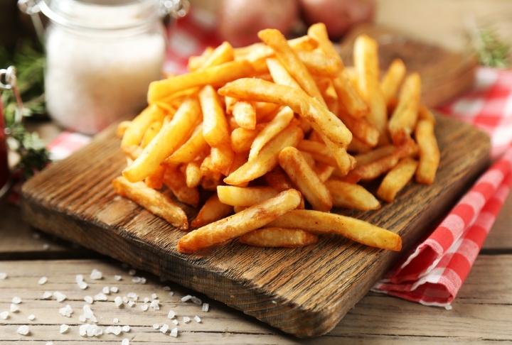 Patates Kızartması Kaç Kalori?