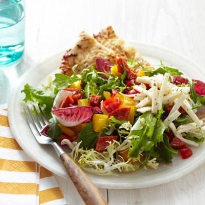 Pizza Salatası Tarifi