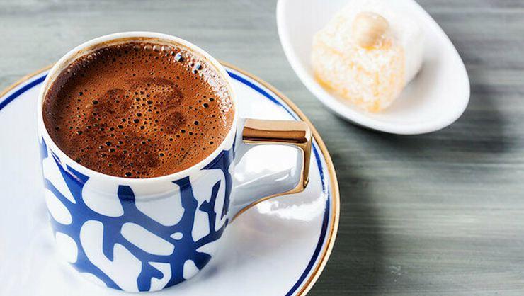 Türk Kahvesi Kaç Kalori?