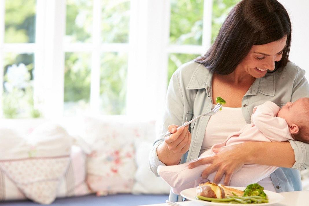 Yeni Doğum Yapan Anne Ne Yemeli Ne Yememeli