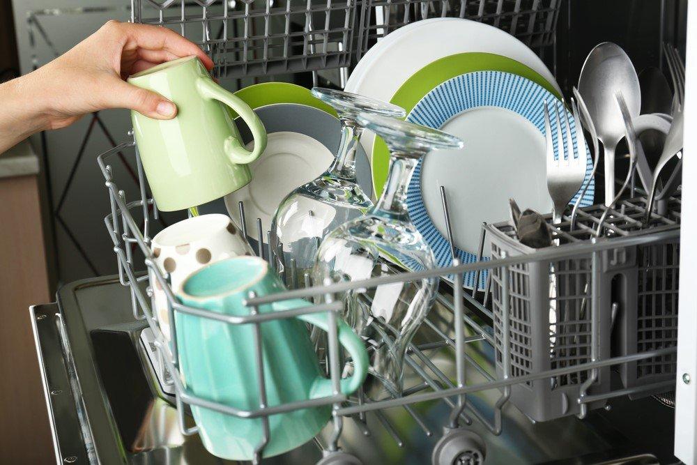 Bulaşık Makinesinin Kötü Kokusu Nasıl Yok Edilir?