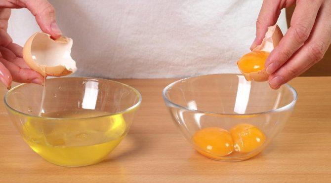 Yumurtanın Sarısı ve Beyazı Kolayca Nasıl Ayrılır?