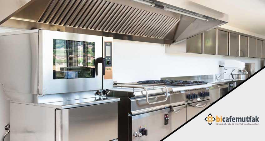 Endüstriyel Mutfak Ekipmanları Alım Satım
