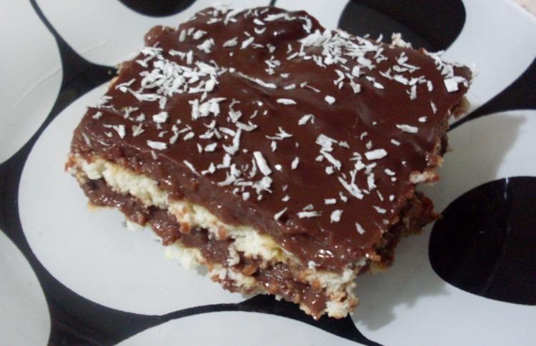 Pudingli Pasta Tarifi