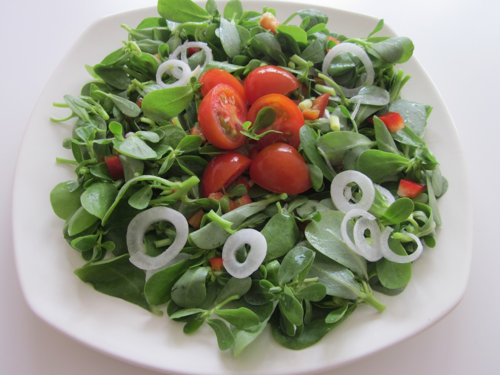 Semizotlu Çoban Salata