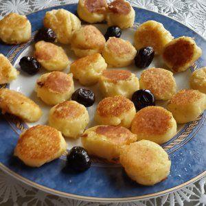 Atıştırmalık Patatesli Lokmalar